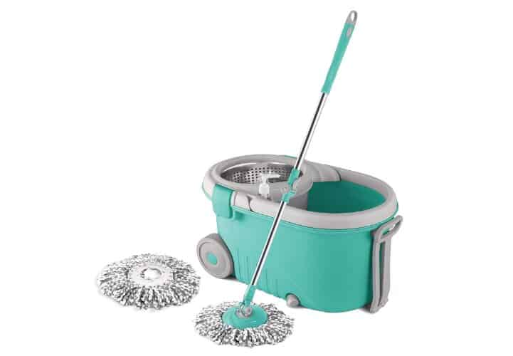 Best Spin Mop with Bucket in India