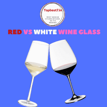 The Difference Between Red Wine and White Wine Glass