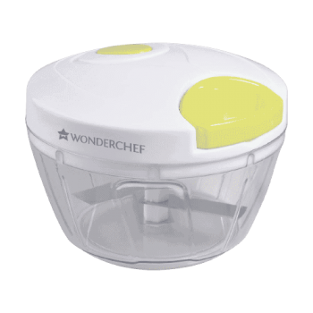 Wonderchef - 63152935 String Plastic Chopper, White and Green reviews